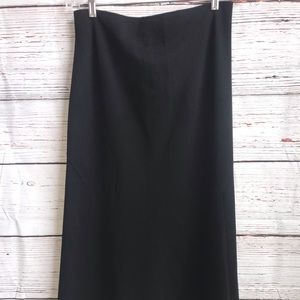 Focus 2000 black skirt maxi